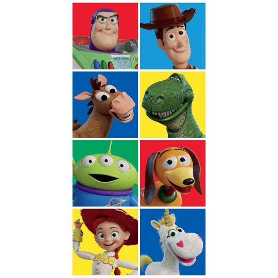 Bavlněná osuška Toy Story 4: Příběh hraček