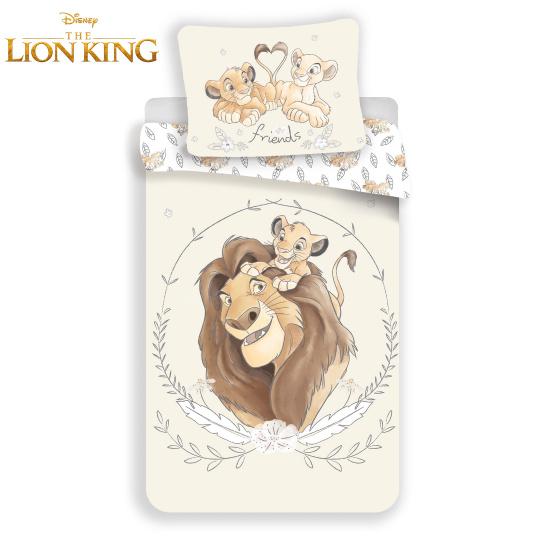 Dětské povlečení Lví Král Circle