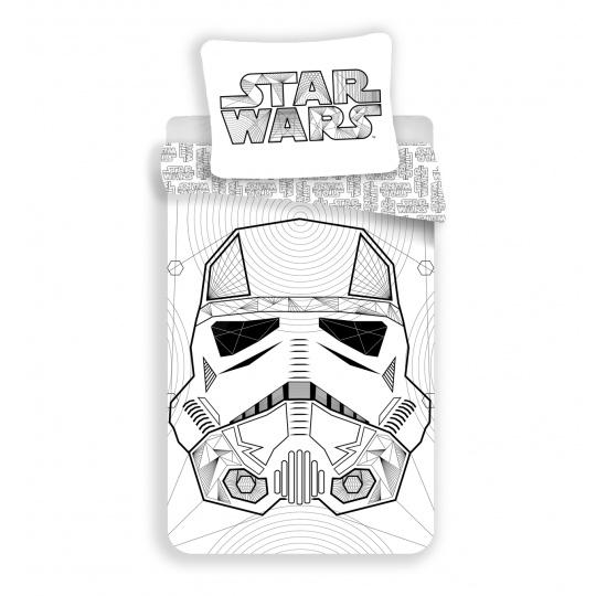 Povlečení Star Wars White