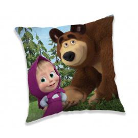 Polštářek Máša a Medvěd