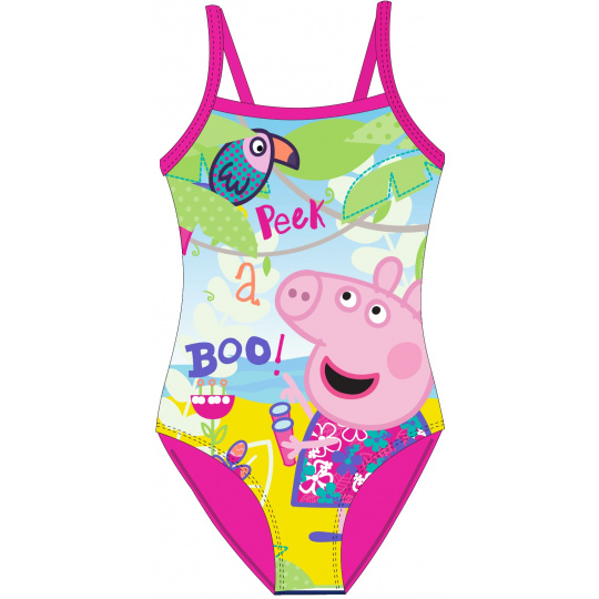 Dívčí plavky Peppa Pig