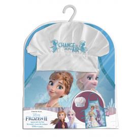 Dětský kuchařský set Ledové království