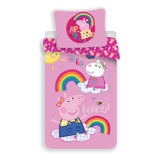 Dětské povlečení Peppa Pig 014