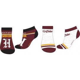 Dětské ponožky Harry Potter mix.2ks 23-34
