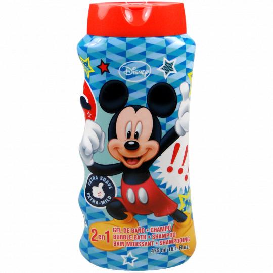 Dětský šampon a koupelová pěna 2v1  Mickey Mouse Disney