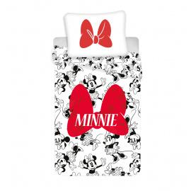 Povlečení Minnie Red Bow