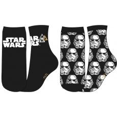 Pánské ponožky Star Wars Stormtrooper 2ks 39-46