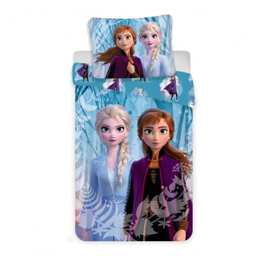 Dětské povlečení Frozen 2 snowflake
