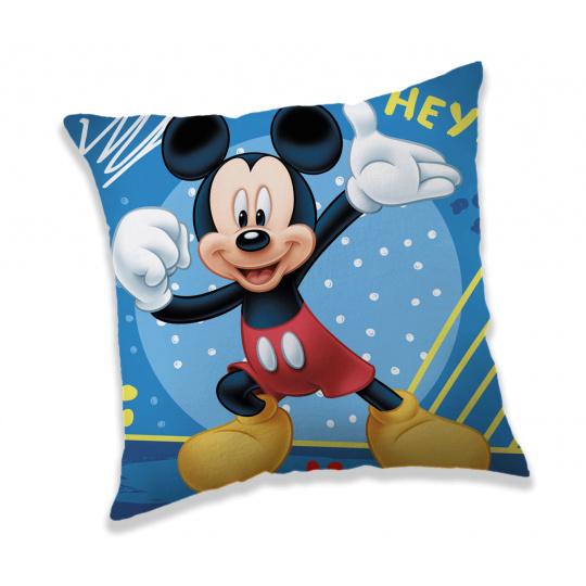 Polštářek Mickey Hey
