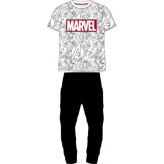 Pánské pyžamo Marvel  M-XXL