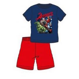 Dětské pyžamo Avengers modré 3A/8A