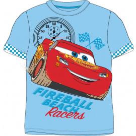 Chlapecké triko Auta modré 98-128