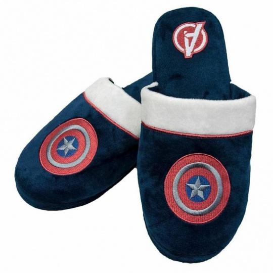 Pantofle Captain America UK 8-10