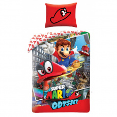 Povlečení Super Mario
