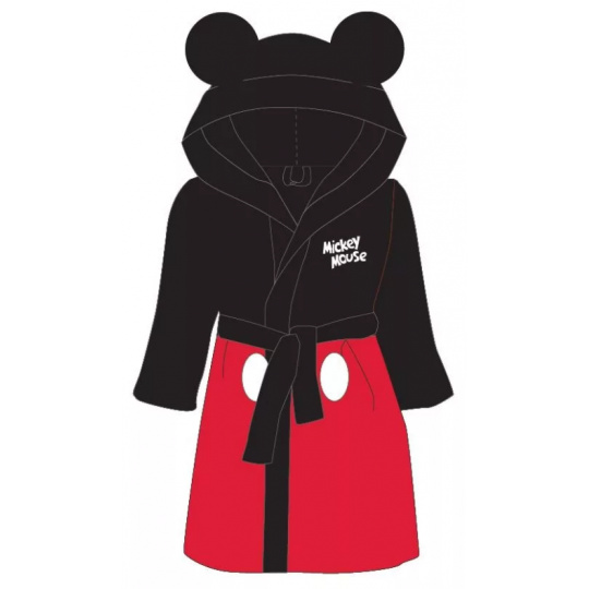 Heboučký župánek Disney Mickey
