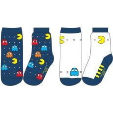 Dětské ponožky Pac-man mix.2ks 23-34