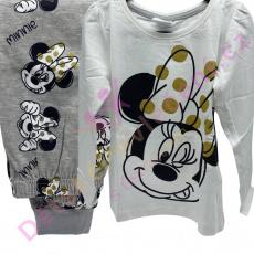 Dlouhé dívčí pyžamo Disney Minnie