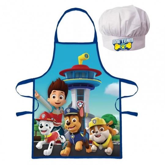 Kuchařský set Tlapková patrola pro děti