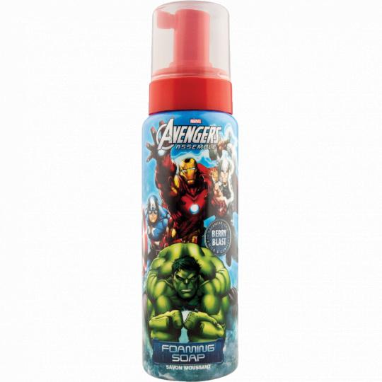Dětské mýdlo v pěně Avengers 250 ml