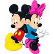 Dětské povlečení Mickey a Minnie