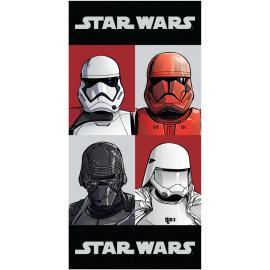 Bavlněná osuška Star Wars Check