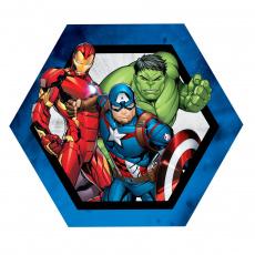 Tvarovaný polštářek Avengers