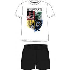 Pánské pyžamo Harry Potter bílé S-XXL