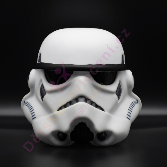 Světlo Star Wars Stormtrooper Helma - velká