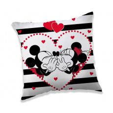 Polštářek Mickey a Minnie