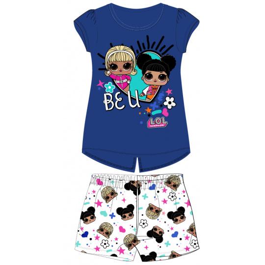 Dětské pyžamo L.O.L. modré 98-128