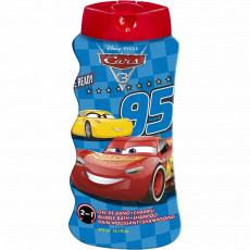Dětský šampon a koupelová pěna 2v1  Auta Disney