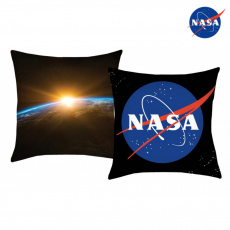 Polštářek NASA - black