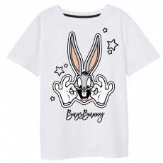 Bavlněné tričko Looney Tunes 116-146