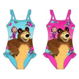 Dívčí plavky Máša a Medvěd