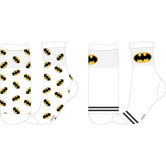 Dětské ponožky Batman mix.2ks 31-38