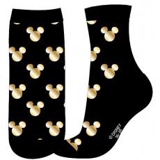 Dětské ponožky Minnie černé 31-38