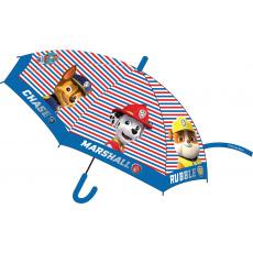 Dětský deštník Tlapková patrola