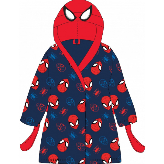 Heboučký župánek Spiderman - Head