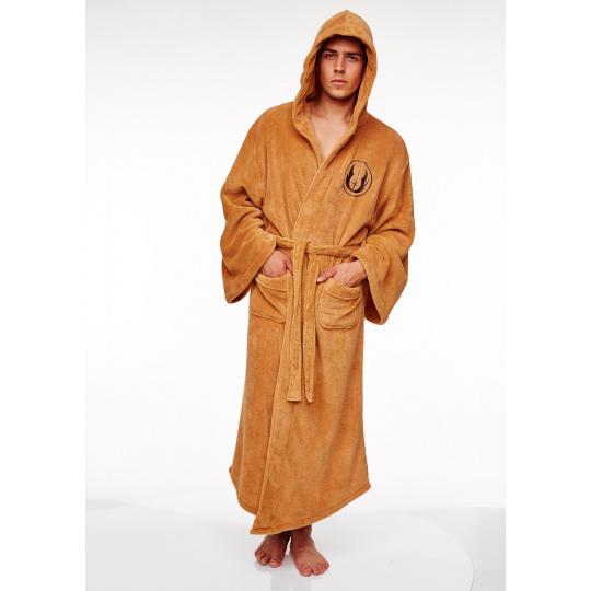Župan Star Wars Jedi -hnědý