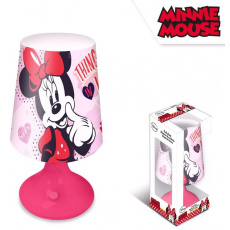 Disney Minnie stolní lampička