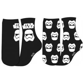 Pánské ponožky Star Wars černé 2ks 39-46
