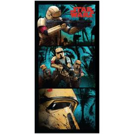 Bavlněná osuška Star Wars Stormtroopers